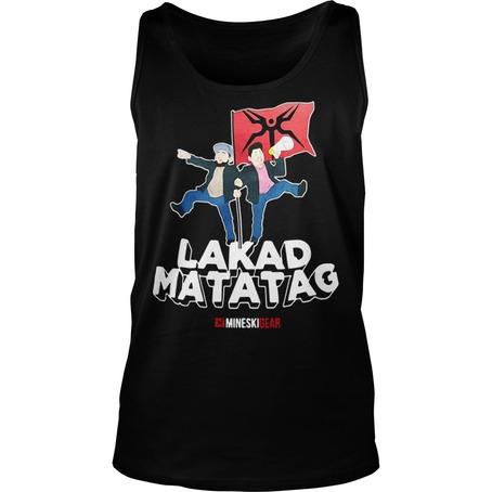 Lakad Matatag tank top