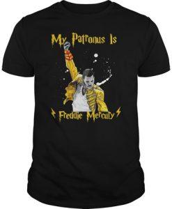 My patronus is Freddie Mercury t shirt