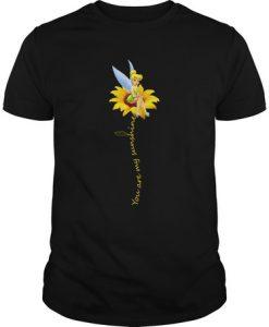 Sunflower Angel - You Are My Sunshine t shirt