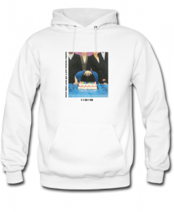 (2 side) Never Had Nothing hoodie
