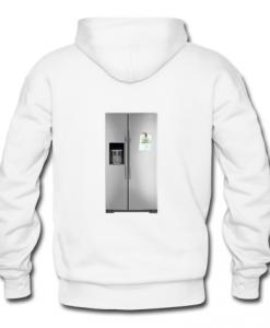 (2 side) Never Had Nothing back hoodie