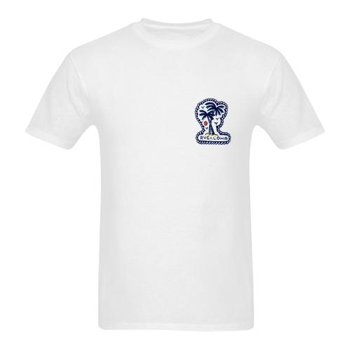 (2 side ) RVCA Bert RVCAloha T shirt