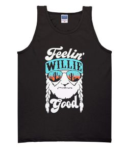 feelin willie good tank top