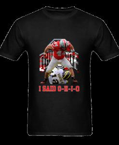 Zach Boren I Said Ohio T-Shirt