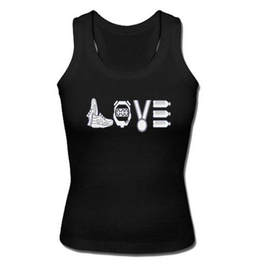 Run Lovers Trending tank top