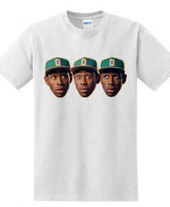 Tyler The Creator Face t shirt