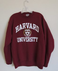 Harvard University Sweatshirt