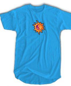 Yin Yang Sun t shirt