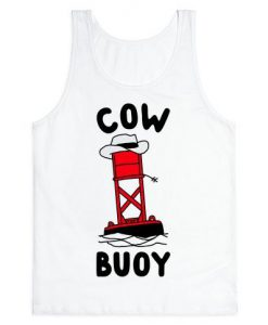Cow Buoy tank top