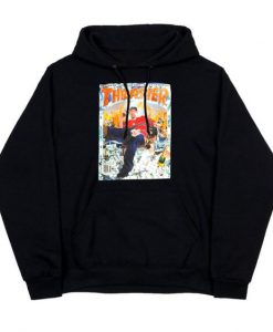 Thrasher Brian Anderson Soty hoodie