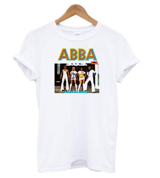 Abba SOS t shirt