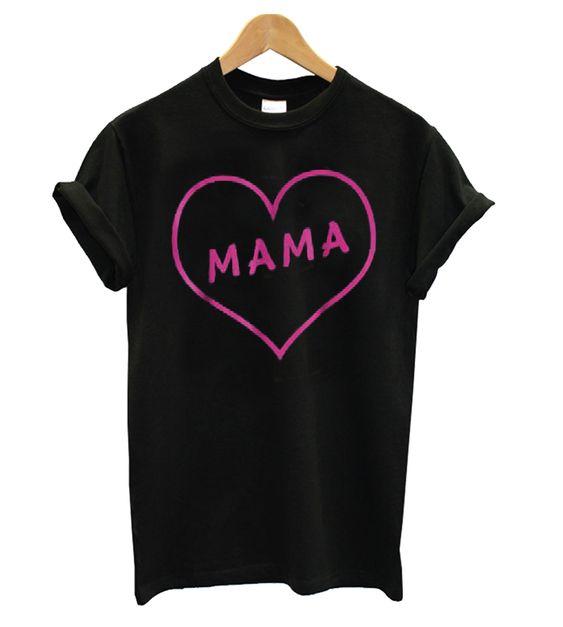 LOVE MAMA t shirt