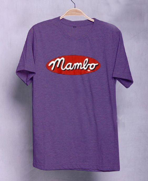 Mambo t shirt