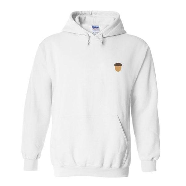 Acorn hoodie