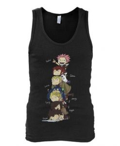 Fairy Tail tank top