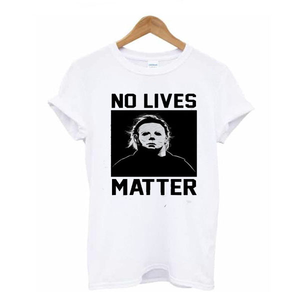 Halloween Horror Movie Friends t shirt