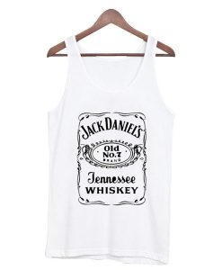 Jack Daniels Tennessee Whiskey tank top
