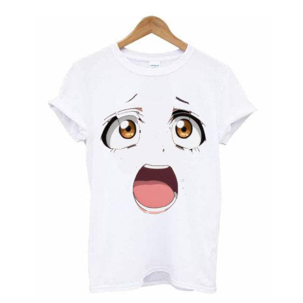 Umi Sonoda Poker Face t shirt