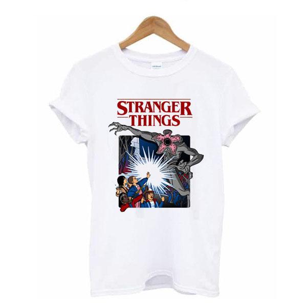 Unisex Stranger Things t shirt