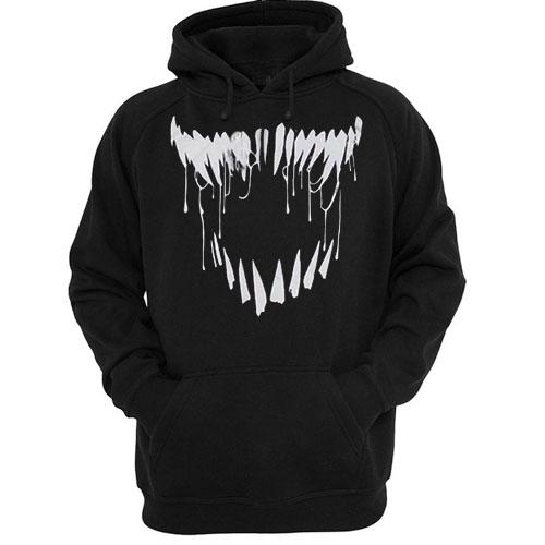 Universe Marvel Venom Teeth hoodie