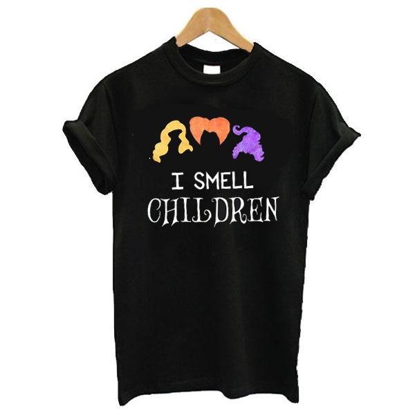 i smell children t shirt