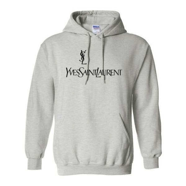 YSL Yves Saint Laurent Logo hoodie