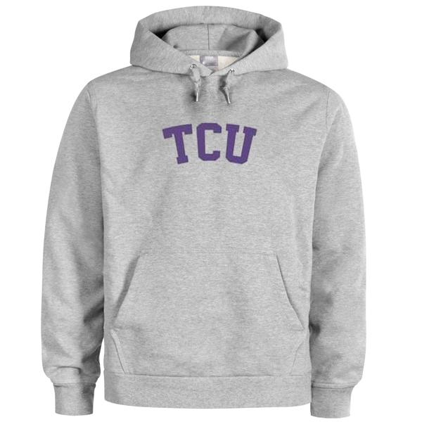 TCU hoodie