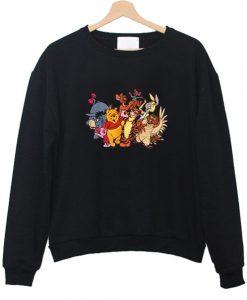 Vintage Winnie The Pooh sweatshirt