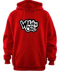 Wild N Out Red hoodie