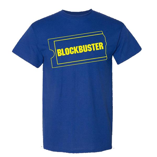 90's Blockbuster t shirt