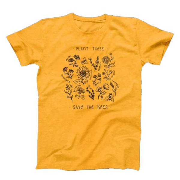 Plant These Bees t shirt