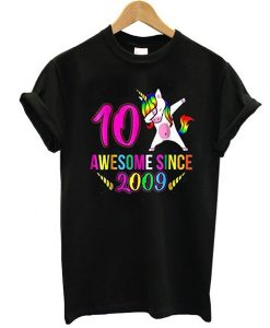 10th Birthday t shirt