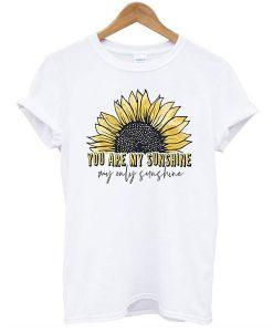 Sunflower Sunshine t shirt