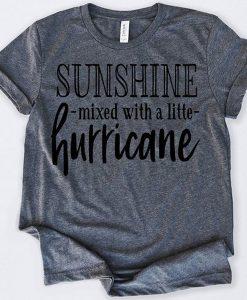Sunshine Mixed t shirt
