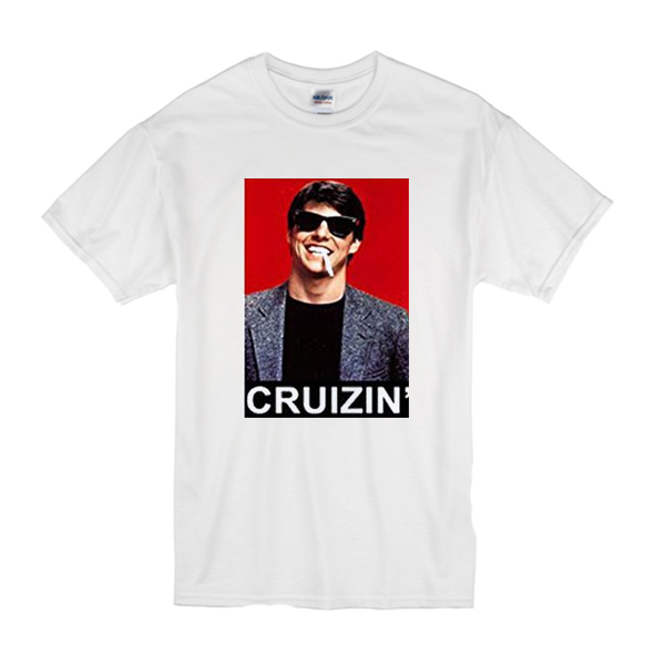 Tom Cruise Cruizin t shirt