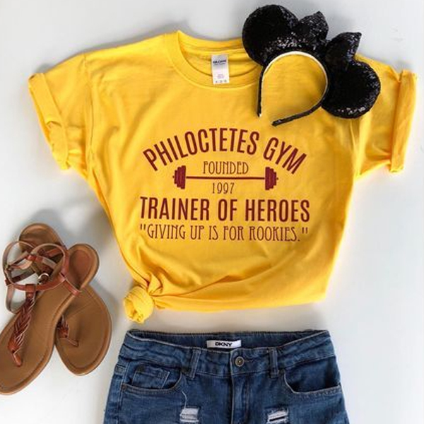 Philoctetes Gym t shirt