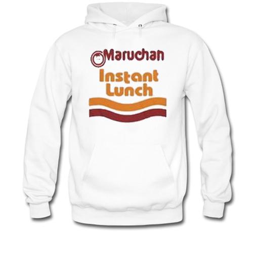 Maruchan Instant Lunch hoodie