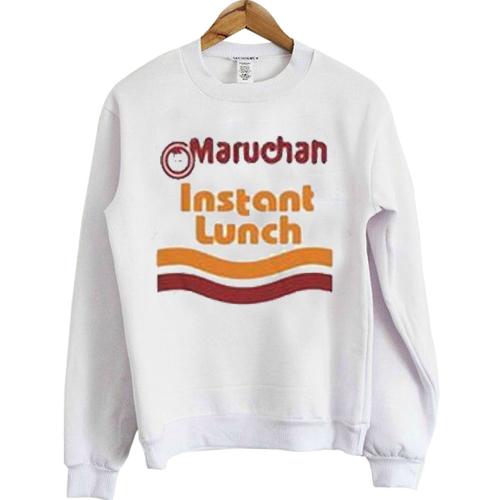 Maruchan Instant Lunch sweatshirt