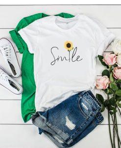 Sunflower Smile t shirt