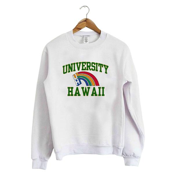 University Of Hawaii sweatshirt