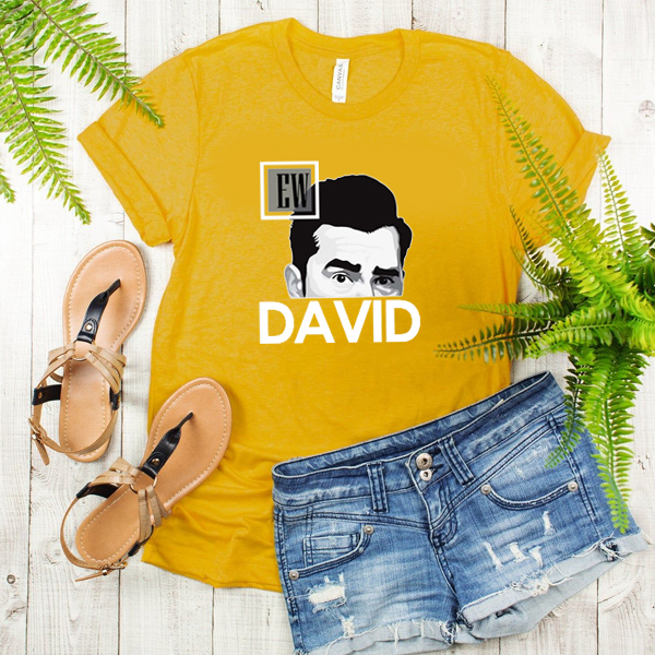 EW, DAVID! Schitts Creek t shirt
