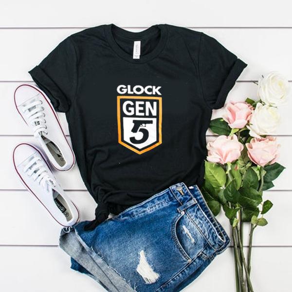 glock gen 5 t shirt