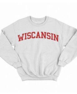 Wiscansin Crewneck sweatshirt