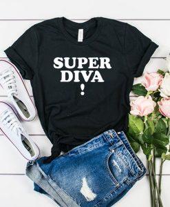 Super Diva! RBG t shirt