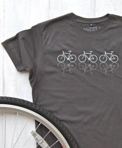 3 cycles and their reflections t shirt
