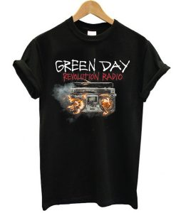 GREEN DAY Revolution Radio tshirt